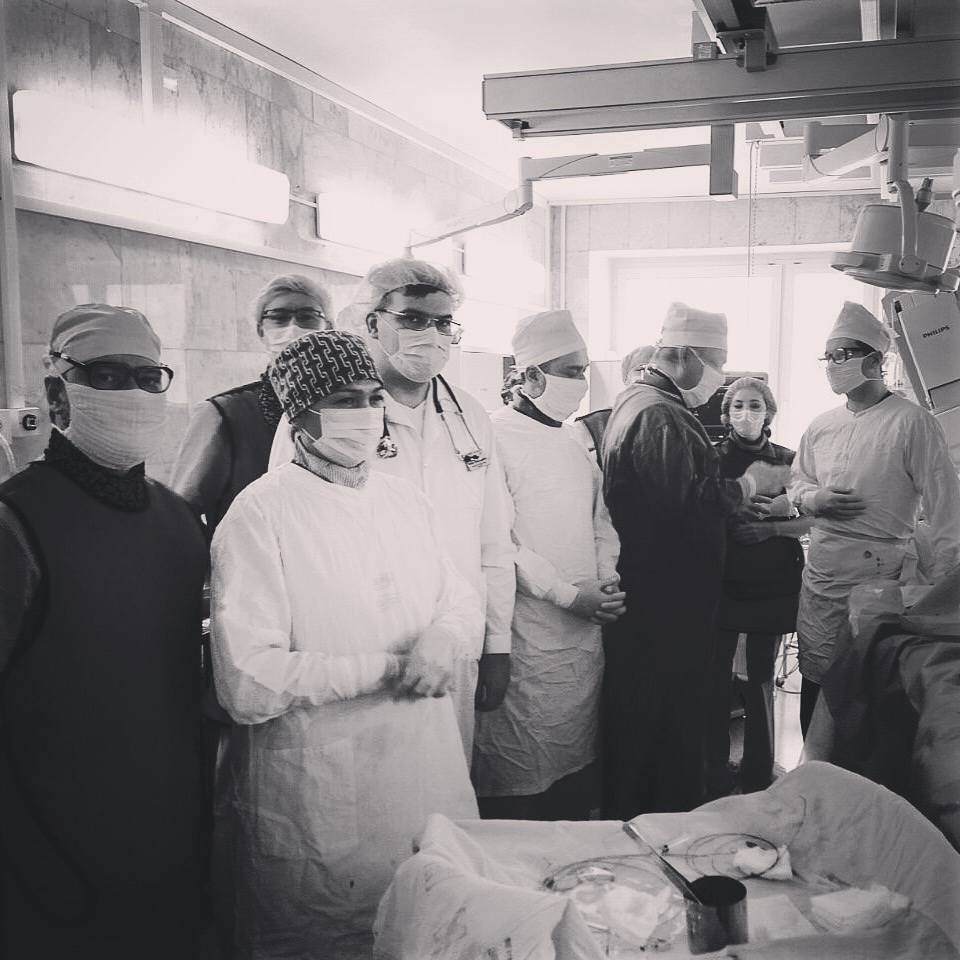 Бузаев, Осиев, Олейник, Аминов, Бикташев, Соколов, Яманаева, кардиоцентр, Уфа